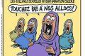 La vignetta di Charlie Hebdo sulle ragazze rapite in Nigeria