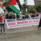 Dalla manifestazione per la Palestina a Milano del 16 maggio 2021